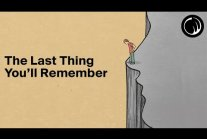The Last Thing You'll Remember.