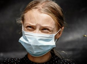 Greta Thunberg Tells Others To Have Their Covid 'Vaccinations' After...
