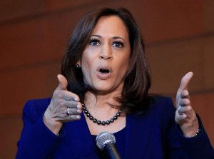 KAMALA, BIDEN JUST USED YOU, YOUR LEADERSHIP IN AMERICA IS MEANINGLESS