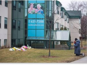 Herron long-term care residents died of thirst, malnourishment, not Covid,...