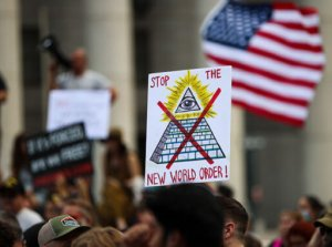 Poll: 160 Million Americans Are Rising Up Against the New World Order -...