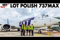 LOT POLISH AIRLINES W  Just Planes | 737MAX