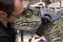 Making of Jurassic World by  Legacy Effects