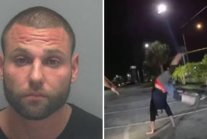 Christopher Bidzinski Arrested for DUI After Trying to Do a Cartwheel... (ENG)
