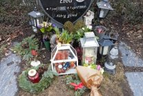 Ebba Akerlund's grave vandalized by Illegal migrant - repeatedly