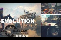 Evolution of Bethesda Softworks Games...