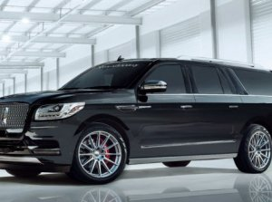 Lincoln Navigator od Hennessey – 3-tonowy bolid