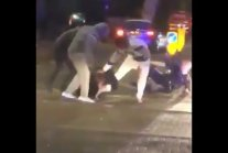 Shocking New Video Shows Thugs Attacking London Police Officers While...