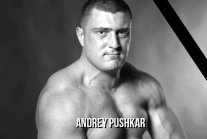 R.I.P. Andrey Pushkar, 6 August 1985 - 14 November 2018 • ARMWRESTLING •...