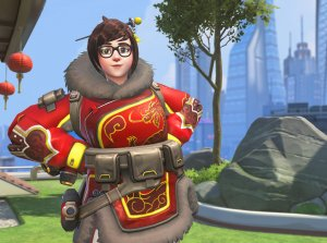 Protestors are trying to get Overwatch banned in China, using memes of...
