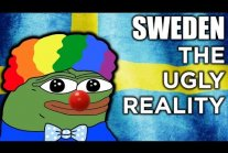 Sweden: The Ugly Reality (Clown World 2019)