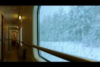 Relaxing Train Journey - 10 Hrs Video w/ Soothing Sounds for Relaxation,...