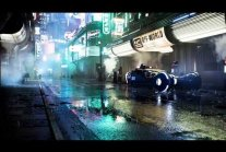 Blade Runner odtworzony w Unreal Engine 4