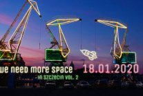 We Need More Space in Szczecin #2 - kosmiczny meetup