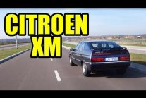 LEGENDARNY KOMFORT, CITROEN XM EXECUTIVE - [Profesor Chris]