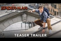 SPIDER-MAN: FAR FROM HOME - Official Teaser...