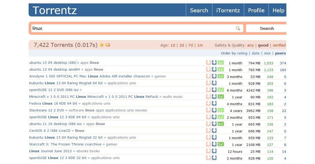 Ixirc Search