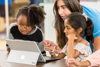 Microsoft Store announces free workshops for Girl Scouts troops across the...
