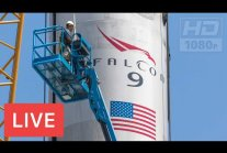 WATCH: SpaceX to Launch Falcon 9 Rocket #Spaceflight CRS16 @1:16pm...