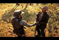 Red Dead Redemption 2 - Deporting A Mexican