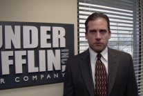 DunderMifflin - On this day, 14 years ago, the very first episode of The...
