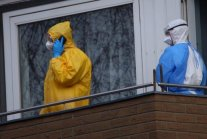 Ebola-Verdacht in Mehrfamilienhaus in Hannover