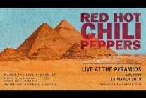 Red Hot Chili Peppers – Live At The Pyramids [Giza, Egypt / 15 March...