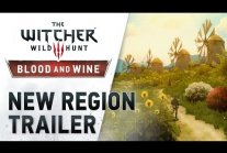 """The Witcher 3 - Blood and Wine """"New Region"""" Trailer"""