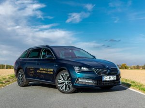 #TEST - Skoda SUPERB COMBI L&K 190 KM - To auto jest super(b)