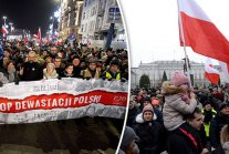 Poland should be thrown OUT of EU for 'not sticking to the rules', says...