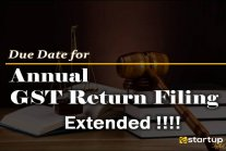 CBIC extends Annual GST Return Filing Due Date to March 31, 2019
