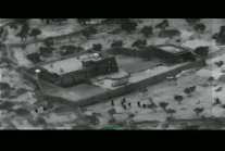 Pentagon releases first images of operation to kill Abu Bakr al-Baghdadi
