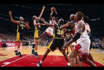 Legendarne mecze NBA #01: Indiana Pacers @ Chicago Bulls - 1998 NBA Playoffs G7