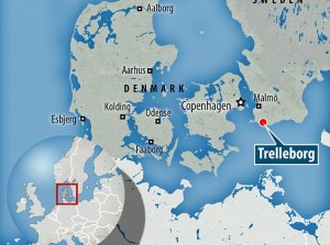 At least seven injured as gunman opens fire at busy market in Sweden [ENG]