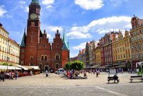 Wroclaw, one of the best travel destinations in Poland