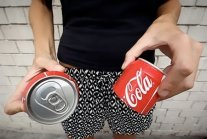Coca-Cola Sharing Can