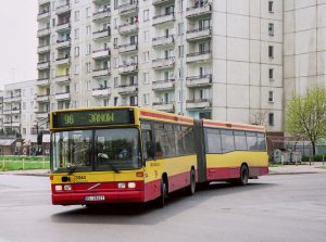 Transport Database and Photogallery - Volvo B10LA #3044