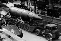 The World's First Long-Range Ballistic Missile: V-2 German Rockets That...