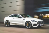 Next AMG C63 to ditch V8 for hybrid four-pot