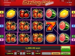 Sizzling Hot - Free Slot Games Online