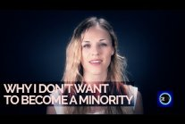 Why I Don't Want to Become a Minority [ENG]