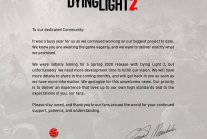 Dying Light 2 opóźnione / CD-Action