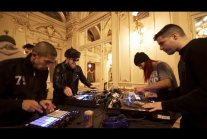 40 DJ Scratch Ensemble at the Red Bull 3Style World Final 2018