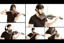 System of a Down - Toxicity - VIOLIN ROCK cover