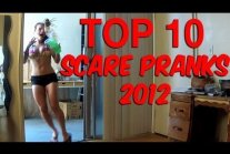 Top 10 Scare Pranks - 2012 Countdown