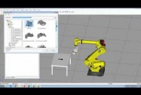How to set up FANUC iRVision simulation using FANUC ROBOGUIDE