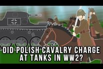 Did Polish Cavalry charge at Tanks in...