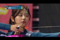 【TVPP】 Tzuyu(TWICE) vs Irene(Red Velvet) - Match of archery goddesses...
