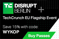 Join the TechCrunch team at Disrupt Berlin!