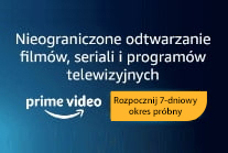 Amazon Prime Video 7 dni za darmo!